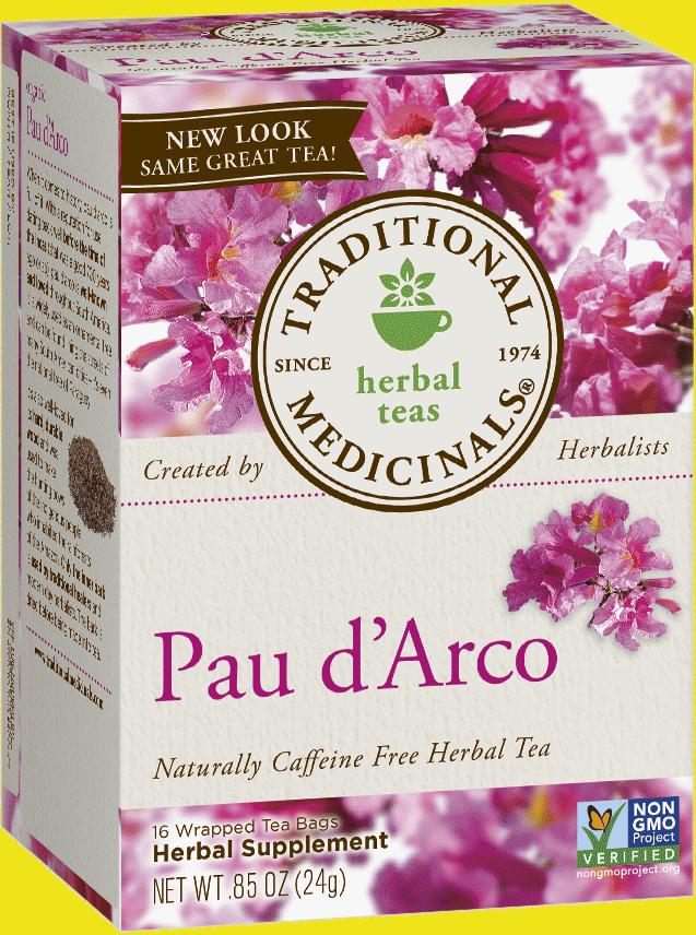 Pau d'Arco - Traditional Medicinals Traditional Medicinals Tea