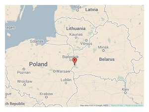 map_dandelion_Poland